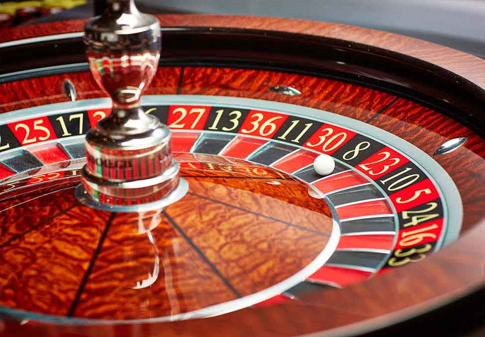 Casino Games – The Roulette Wheel